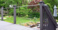 21+ Deck Railing Ideas & Examples for Your Home ...