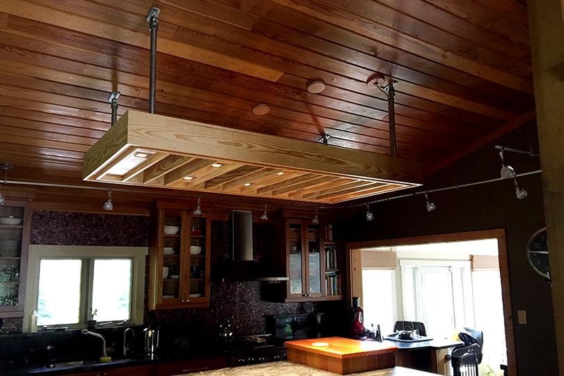 diy kitchen island lighting fixture