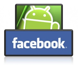 login with facebook android