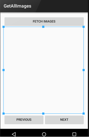 android programming tutorial layout
