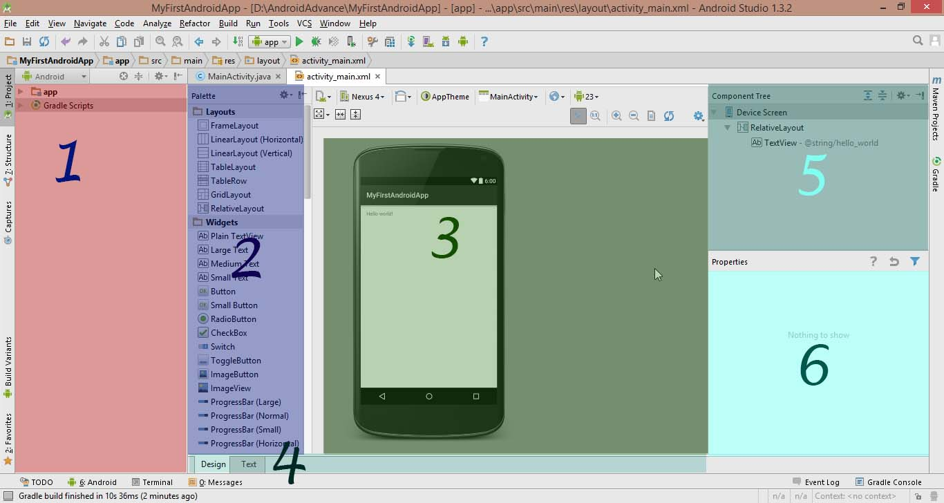 android studio ide