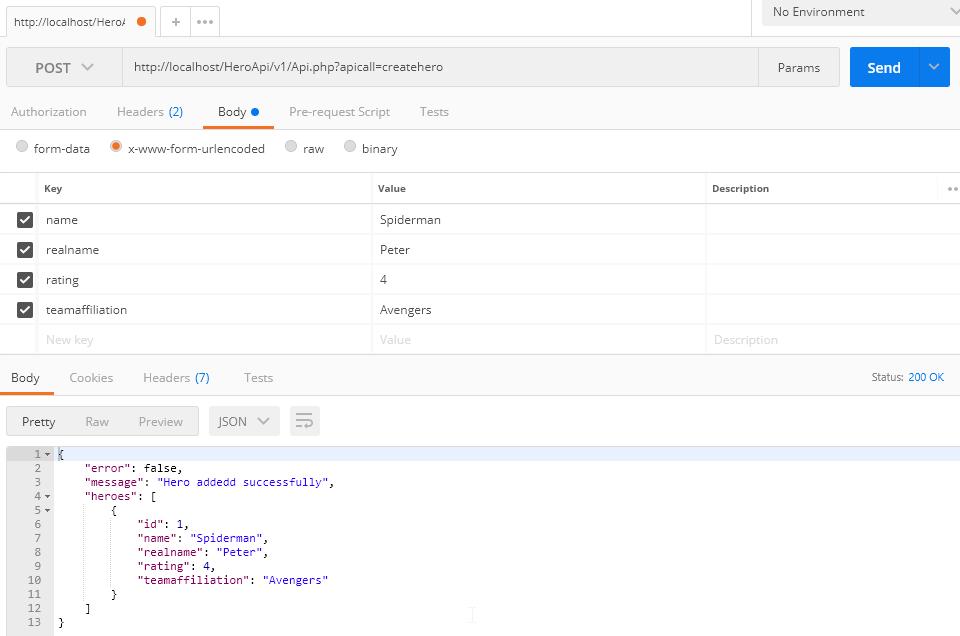Android MySQL Tutorial to Perform Basic CRUD Operation