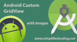 android custom gridview