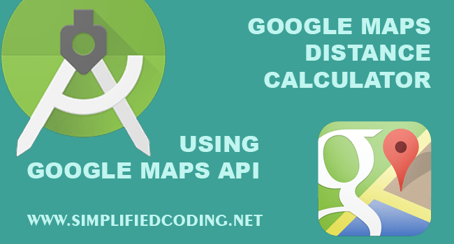 Google Maps Distance Calculator Using Google Maps API - Route map and distance calculator
