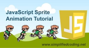 JavaScript Sprite Animation Tutorial using HTML5 Canvas