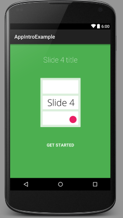 Intro Screen Slider Android Tutorial - Make Introduction Slider for