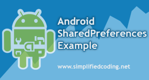 android sharedpreferences example