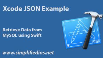 Xcode mysql database tutorial