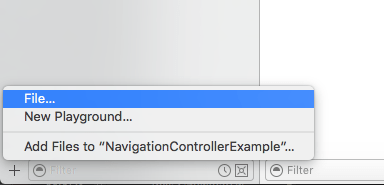ios uinavigationcontroller tutorial