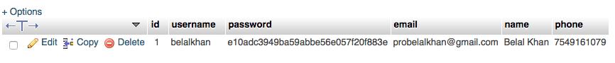 iOS Registration Form Example