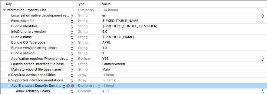 swift json tutorial xcode
