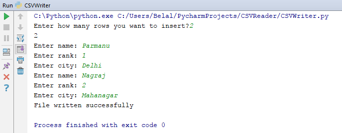 Python CSV Reader Tutorial - Reading CSV Files with Python