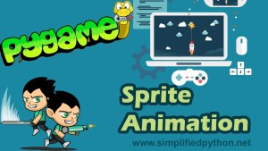 PyGame Sprite Animation Tutorial – Simple Walk Loop
