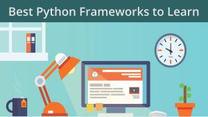 best python frameworks