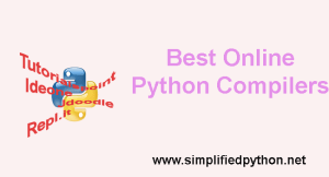 Best Online Python Compilers