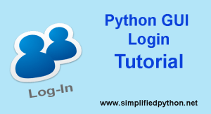Python GUI Login – Graphical Registration And Login System In Python
