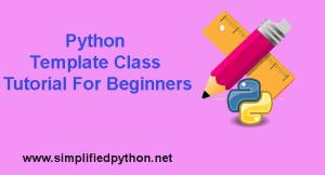 Python Template Class