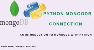 Python MongoDB Connection – An Introduction To MongoDB With Python