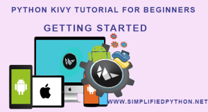 Python Kivy Tutorial For Beginners