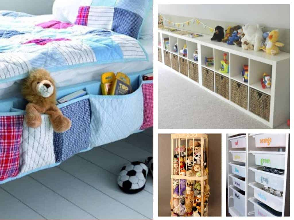 pics Bedroom Toy Storage Ideas 42 awesome toy storage ideas for your