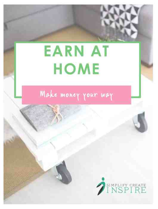 earn at home ebook