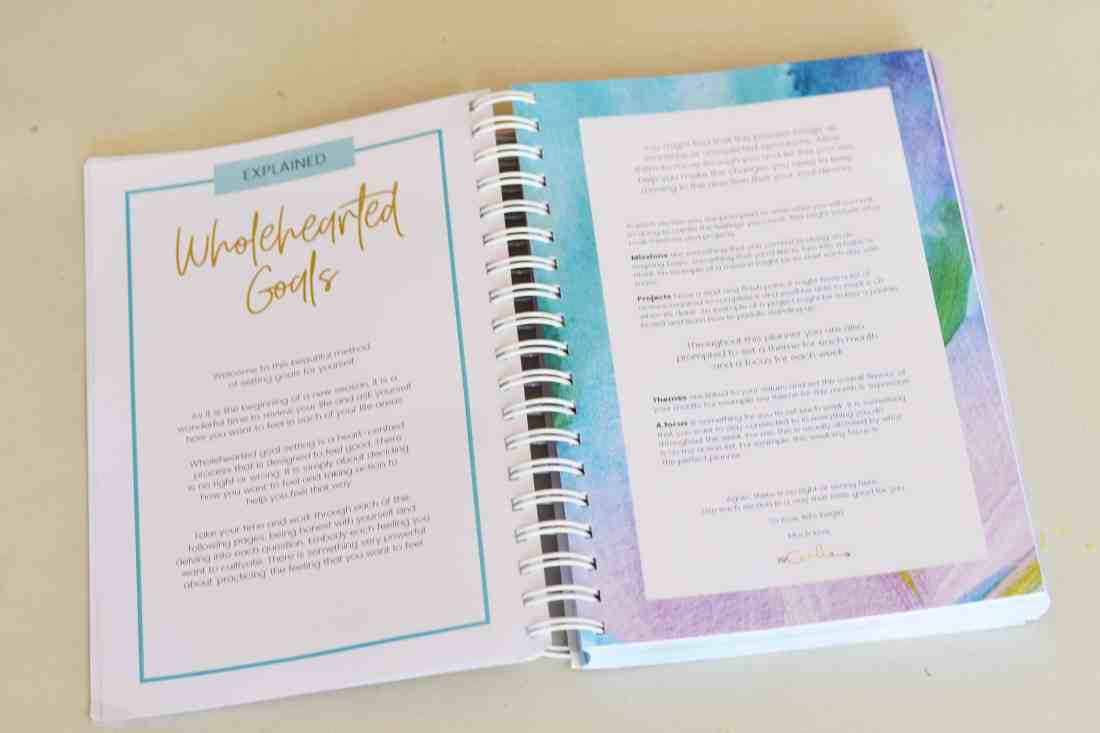 Soul Seasons Planner review - best daily planner