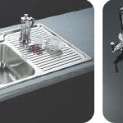 New Kitchen Sink Free Outdoor Plans Fitting A Simplifydiy Diy And Home Improvement Inset Left Undermounted Sinks
