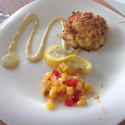 Crabcake-on-Chesapeake