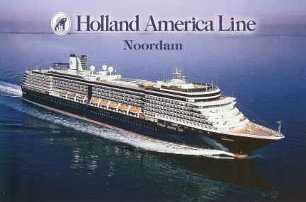 Holland America Noordam