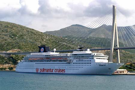 Afbeeldingsresultaat voor Pullmantur Cruises 2007