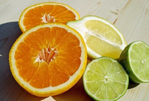Citron and Mandarin