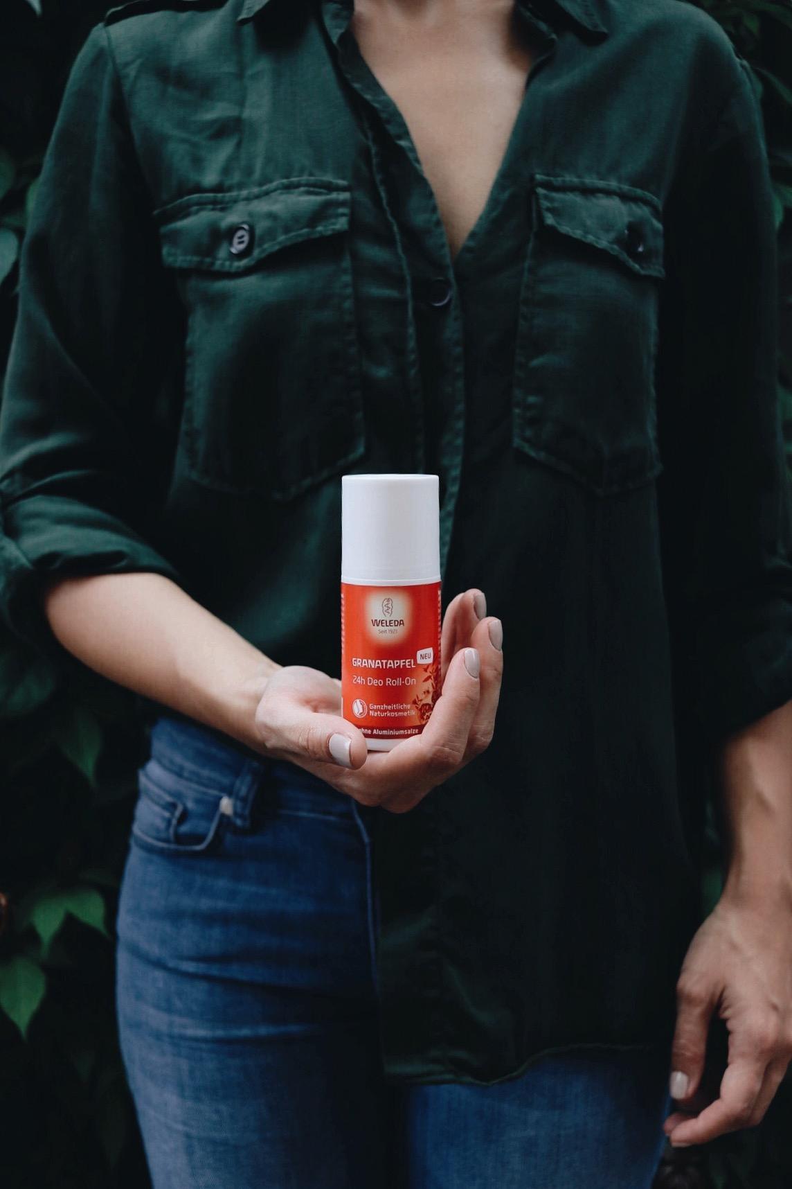 Prirodni dezodorans koji djeluje