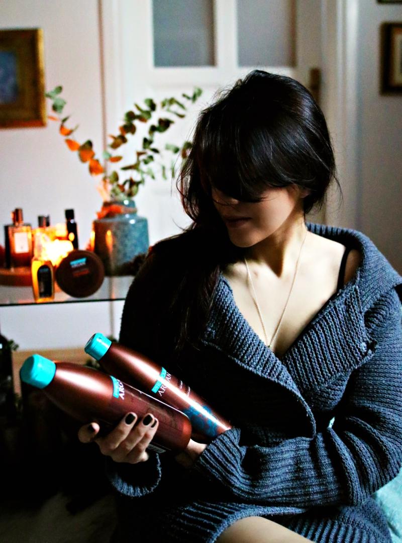 Precious Argan proizvodi za zimsku njegu kose