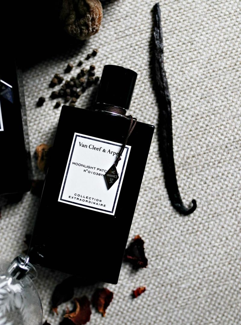 Van Cleef & Arpels Collection Extraordinaire  [ Bois Doré i Moonlight Patchouli ]