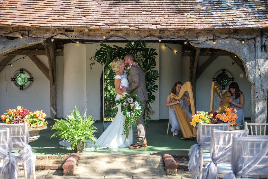 2 of Harps - Award Winning Harpists for Weddings in France