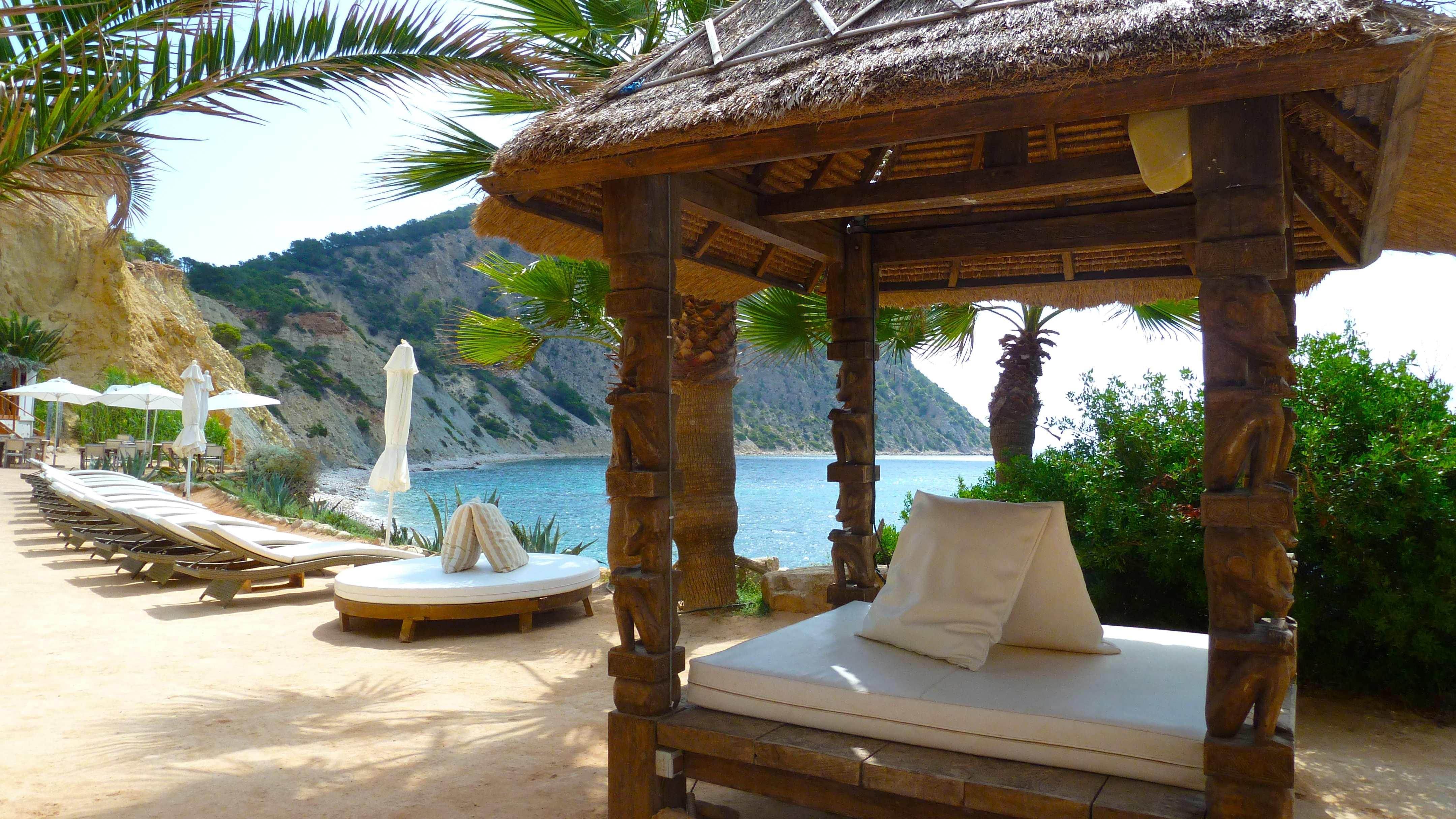 Ibiza. Amante Beach Club