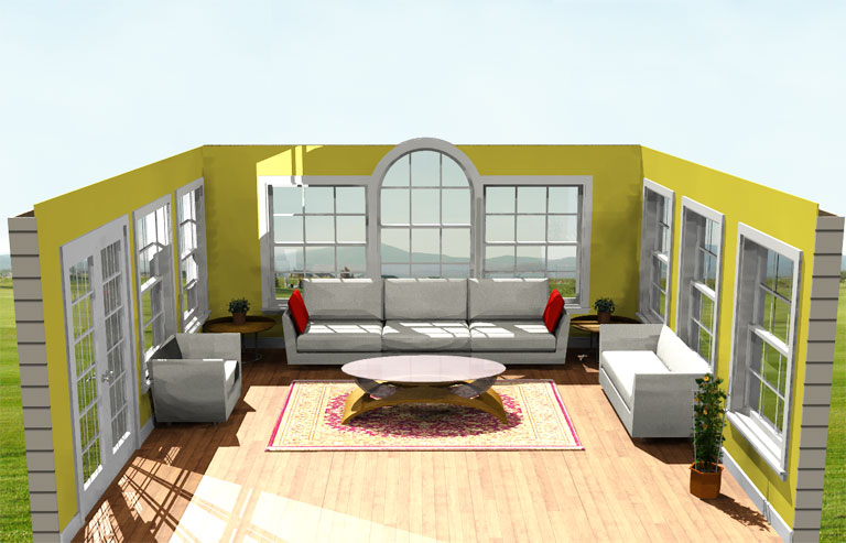 Family Room Ideas 18' By 18' Addition