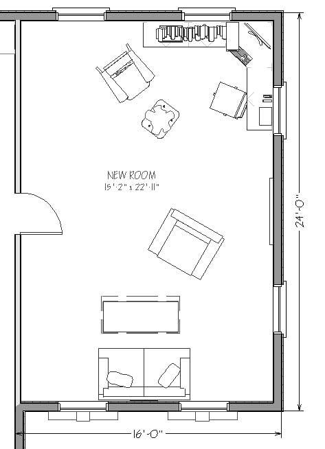Garage Conversion Floor Plans convert garage into master bedroom suite plans | ideasidea