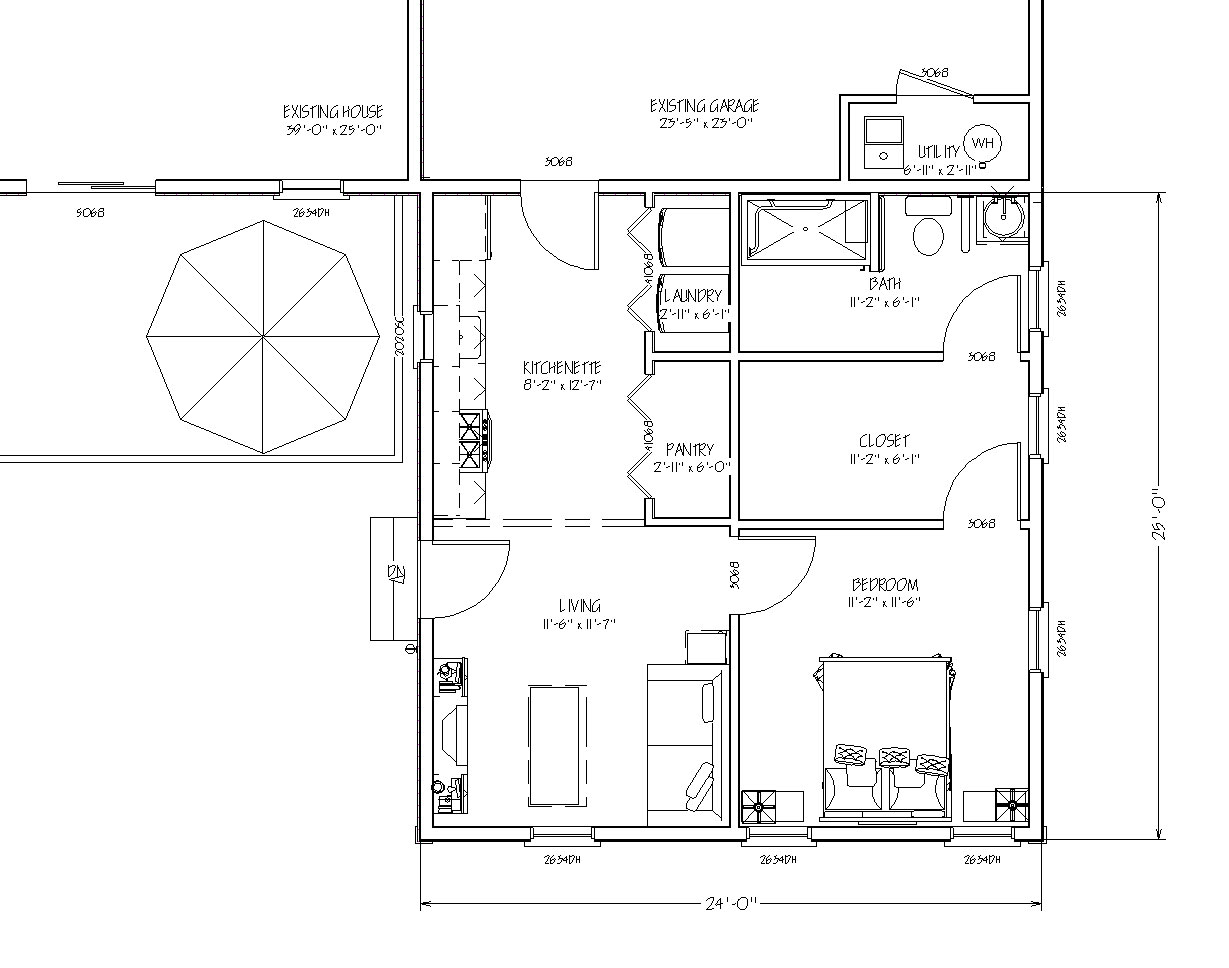 The In Law Apartment Home Addition