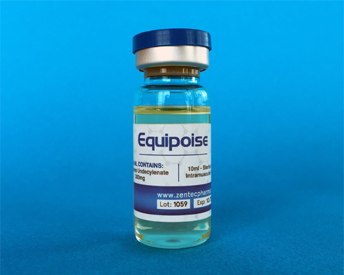 picture of a Equipoise 10 ml vial