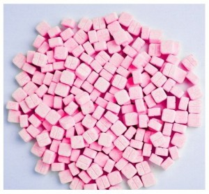 picture of pink dianabol tablets