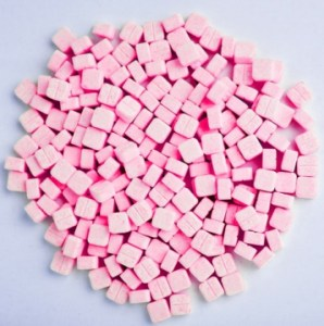 picture of pink turinabol tablets