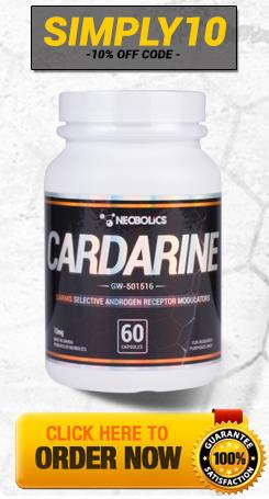 GW-501516 - Cardarine