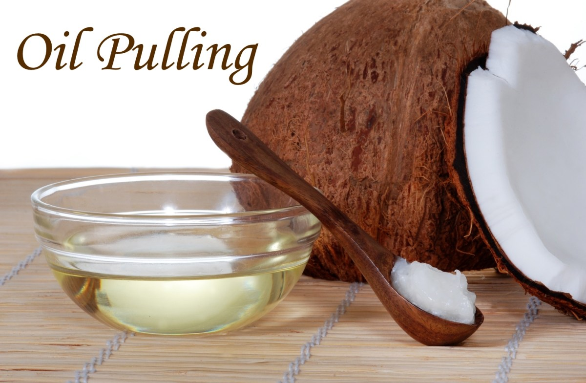 How Oil Pulling Will Whiten Your Teeth & Transform Your Dental Health