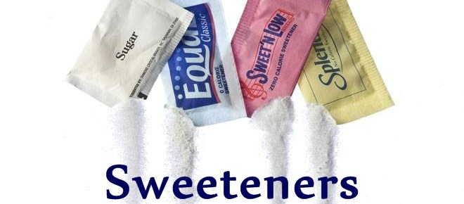 Sweeteners: The Good, The Bad And The Dangerous – Part I