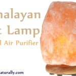 Himalayan Salt Lamp – Natural Air Purifier