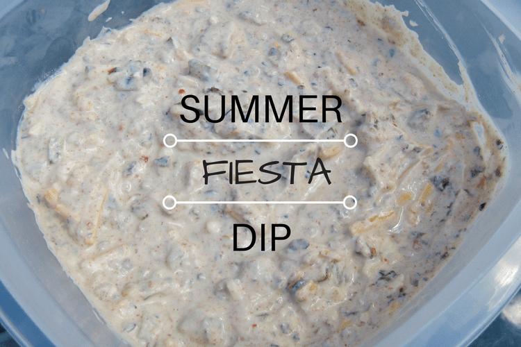 Summer Fiesta Dip Recipe
