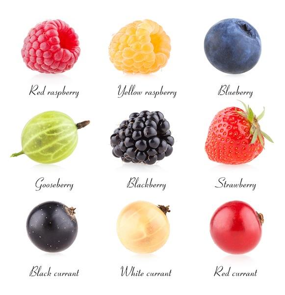 top 10 antioxidant fruits