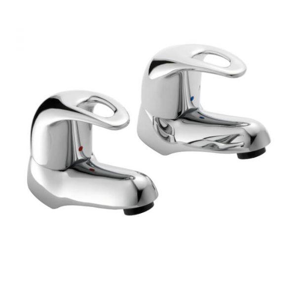 delia basin taps in chrome