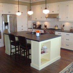 Islands For Kitchens 2 Seater Kitchen Table Set Diy Ideas Using Common Household Furniture How To Add On Existing Island